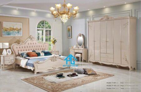Giường tủ nhập khẩu CĐ 1616C