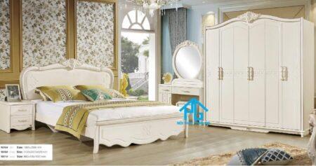 Giường tủ nhập khẩu CĐ 9911YG