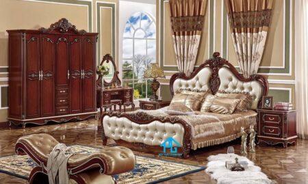 Giường tủ nhập khẩu CĐ911-T