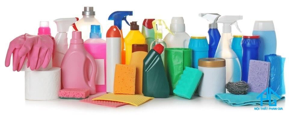 hóa chất sử dụng trong vệ sinh sofa