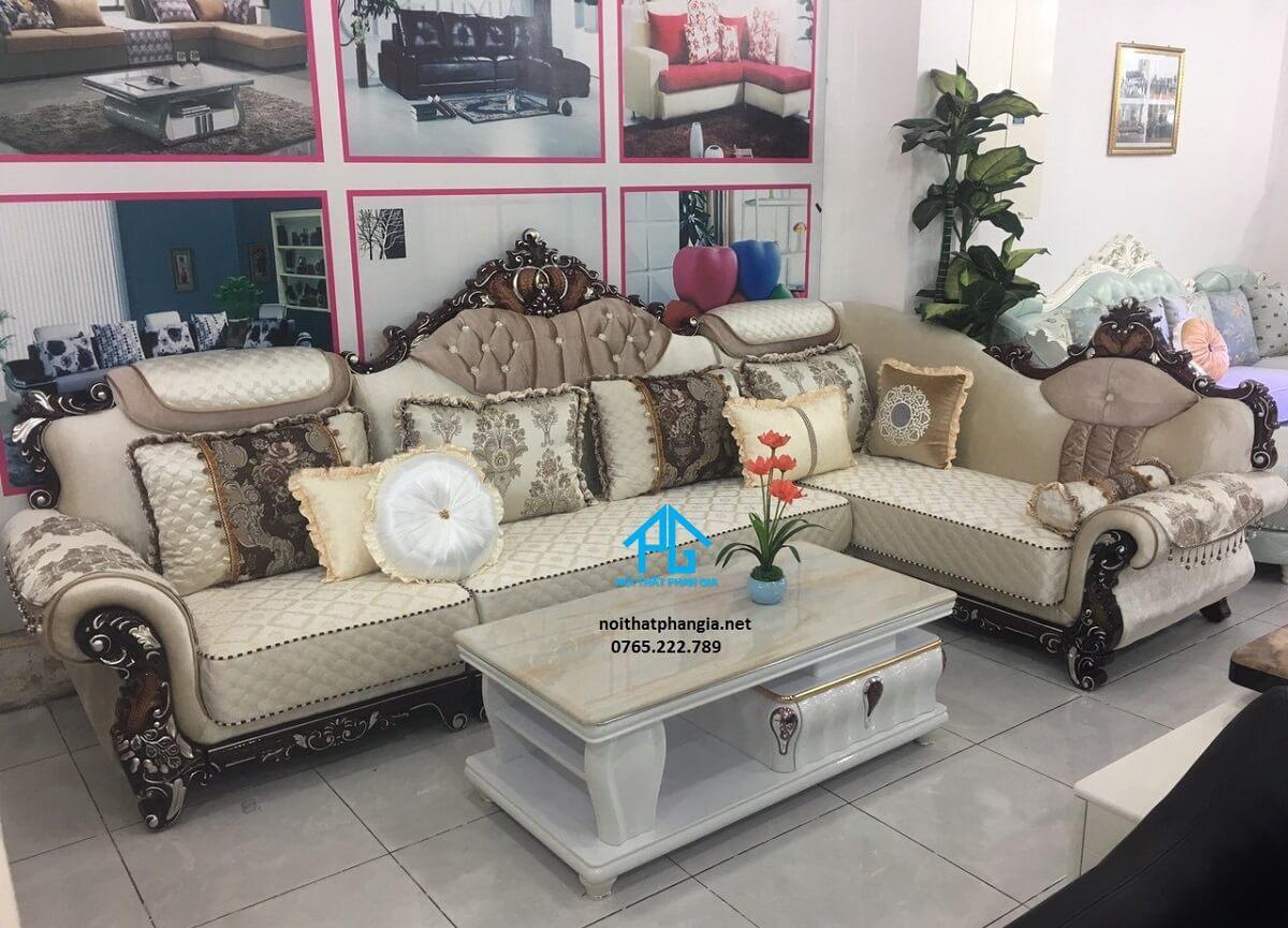 hướng dẫn sử dụng sofa vải bố;