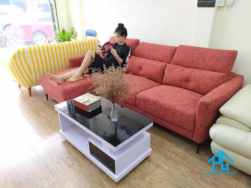 hướng dẫn sử dụng sofa vải bố