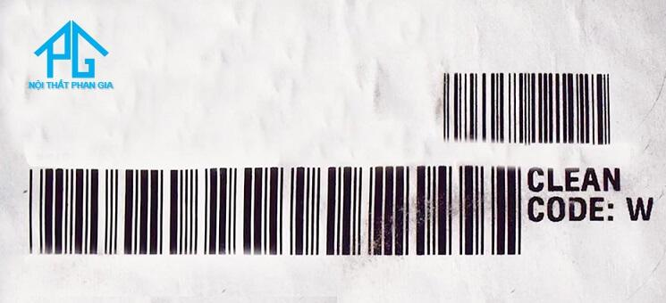 mã thẻ giặt ghế sofa