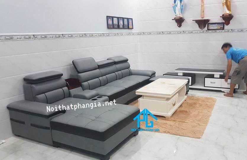 mẫu ghế sofa đẹp hiện đại;