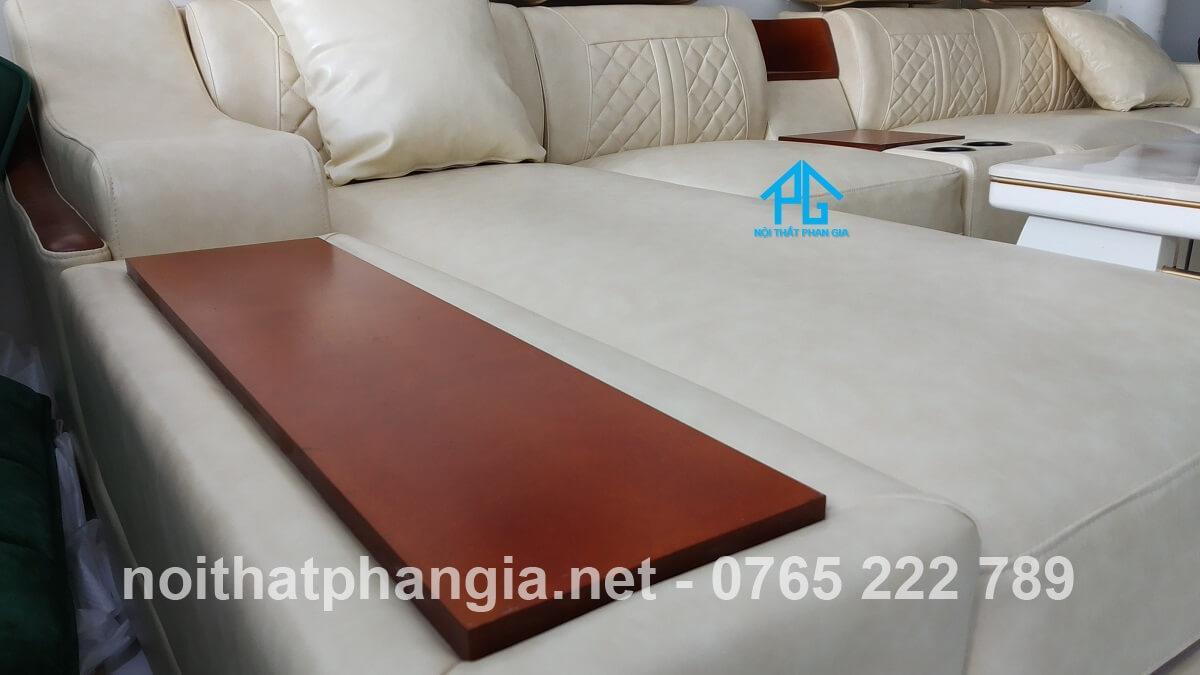 mẫu sofa e16b hiện đại