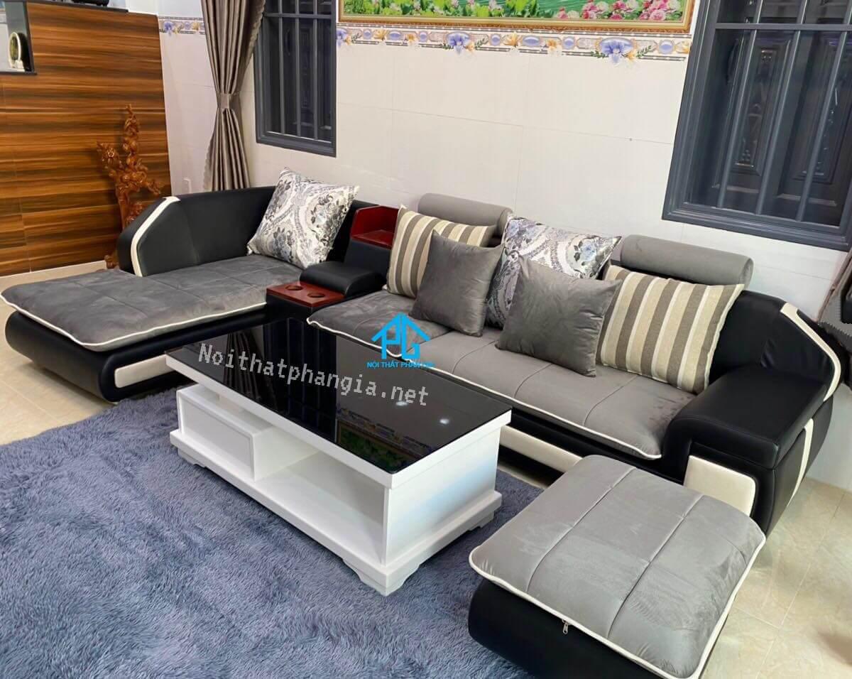 mua ghế sofa vải nhung ở đâu;