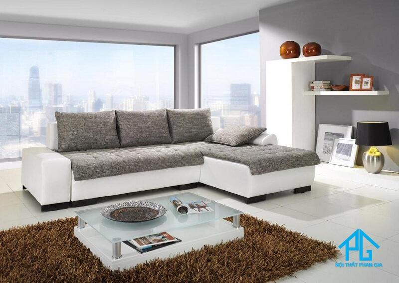 nên mua sofa vải hiện đại không