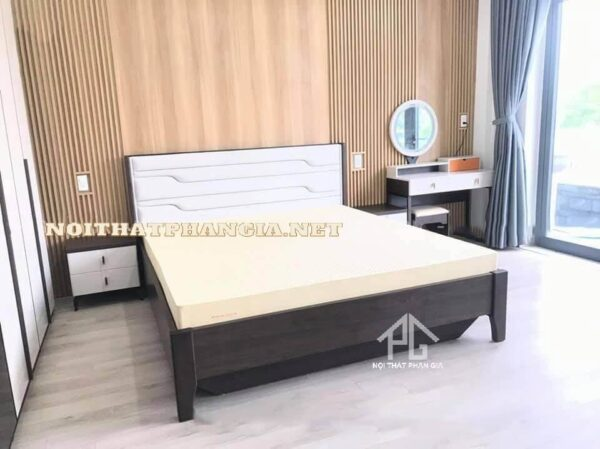 nội thất phòng ngủ hiện đại ab9508 giá rẻ