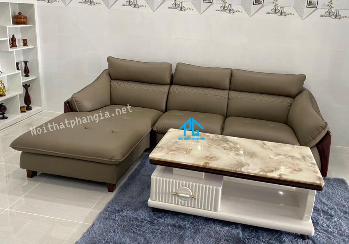 sofa cho diện tích hẹp;