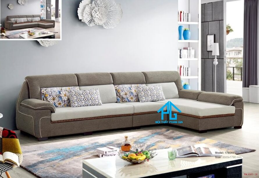 Sofa da nhập khẩu PG 2019b