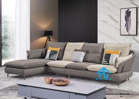 Sofa da nhập khẩu PG 219