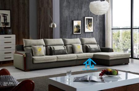 Sofa da nhập khẩu PG181T