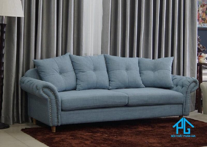 sofa giường vải bố thông minh