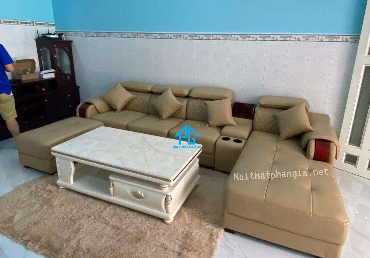 sofa hiện đại;