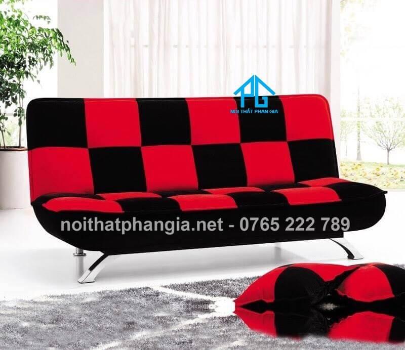 sofa nhung hiện đại;