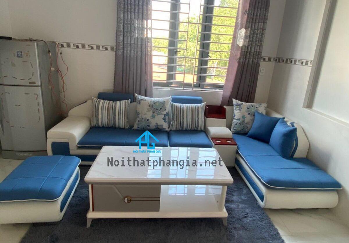 sofa phòng đọc sách;