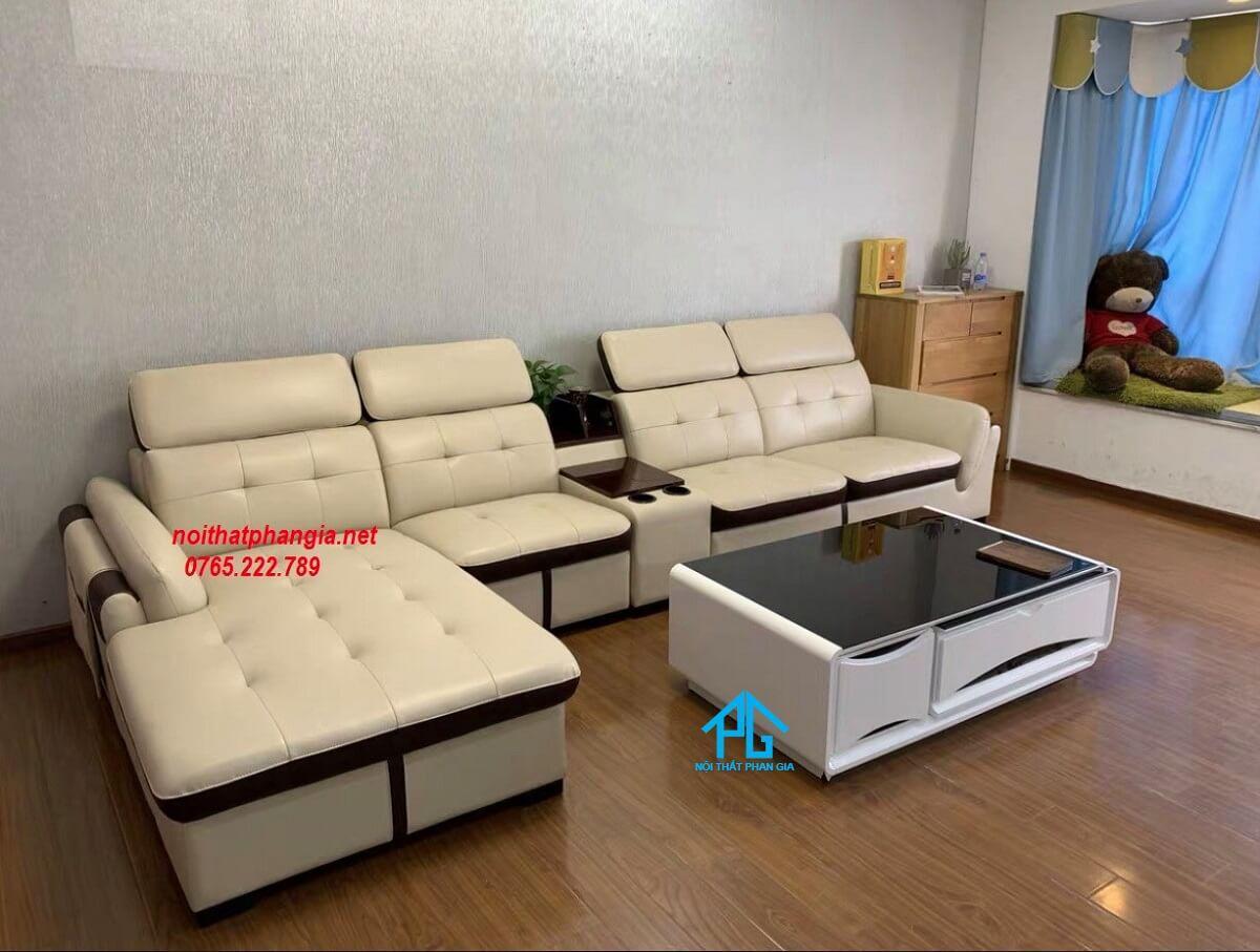sofa thông minh hiện đại;