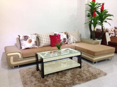 Sofa vải A01