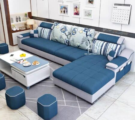 Sofa vải G39