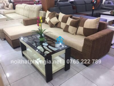 sofa vải bố cao cấp hcm;