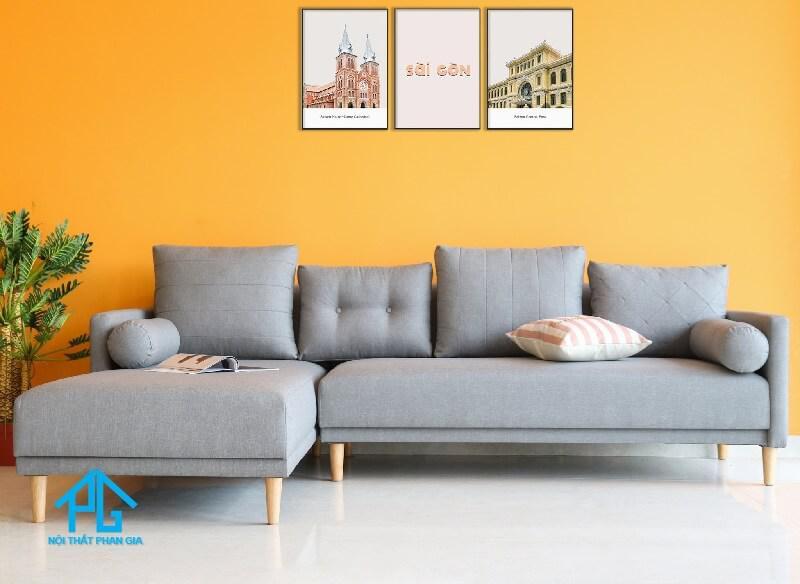 sofa vải bố có bền không