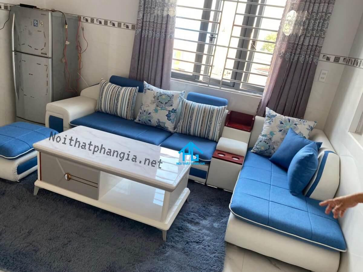 sofa vải bố là gì;