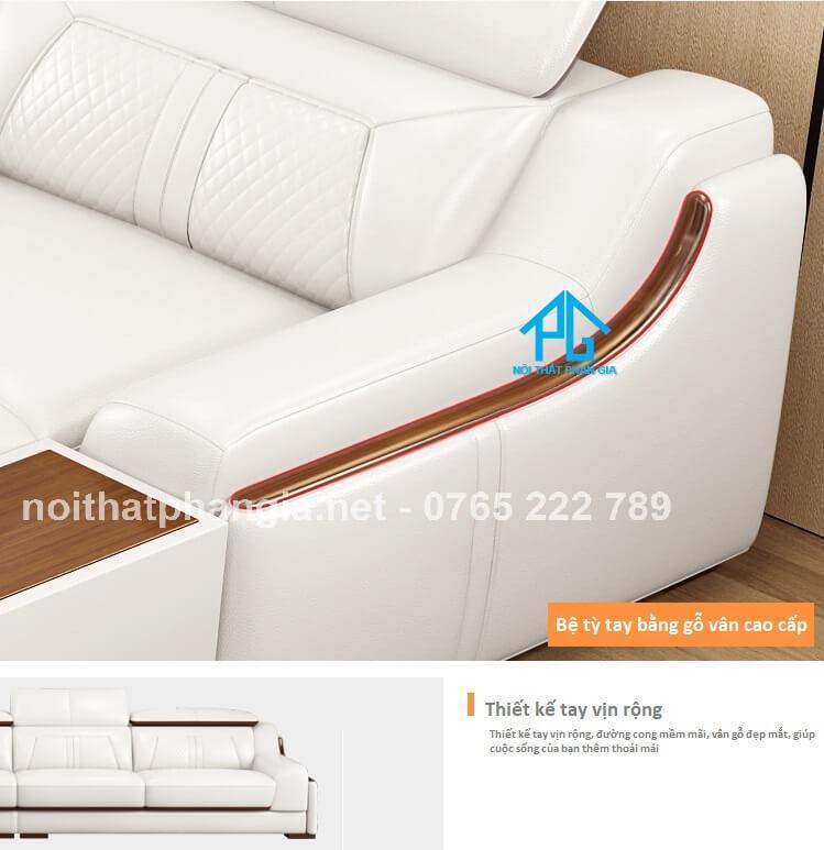tay vịn sofa e16b