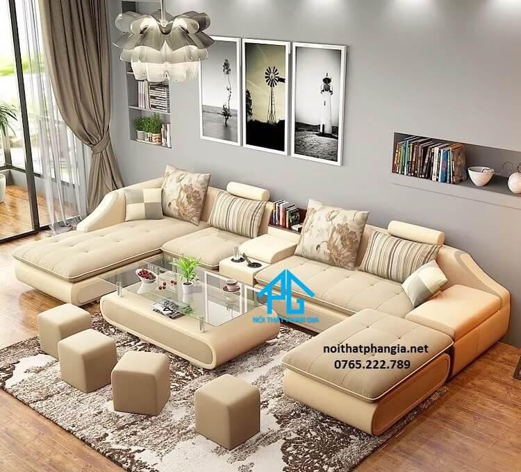 top 10 sofa vải nhung bán chạy;