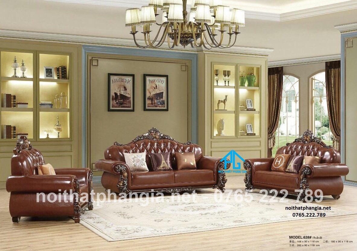 ghế sofa đơn cổ điển giá rẻ hà nội;