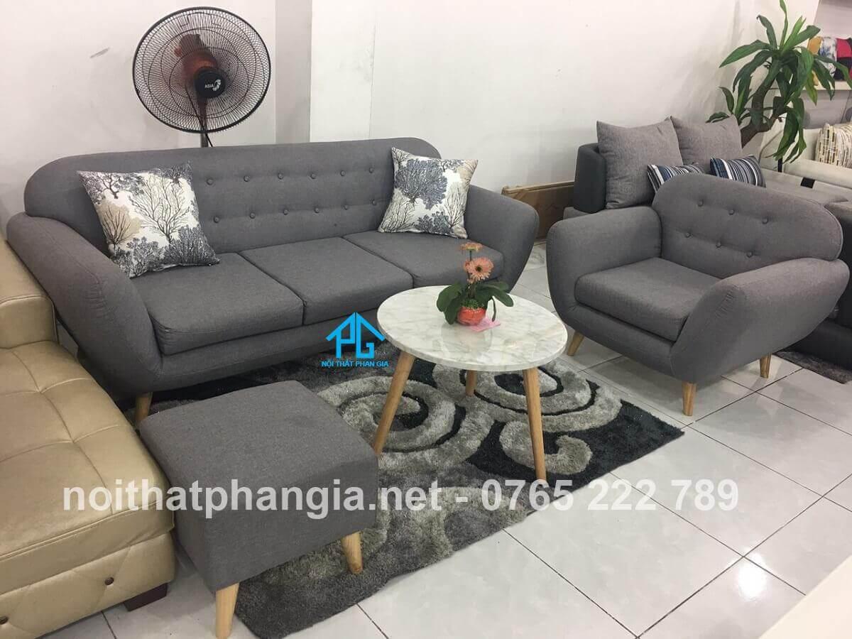 ghế sofa đơn đơn giản;