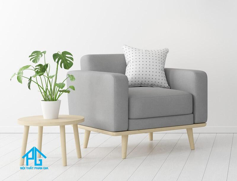 ghế sofa đơn đơn giản