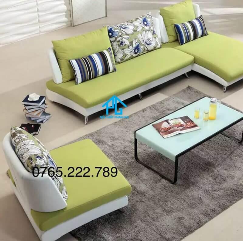 ghế sofa đơn giá rẻ;