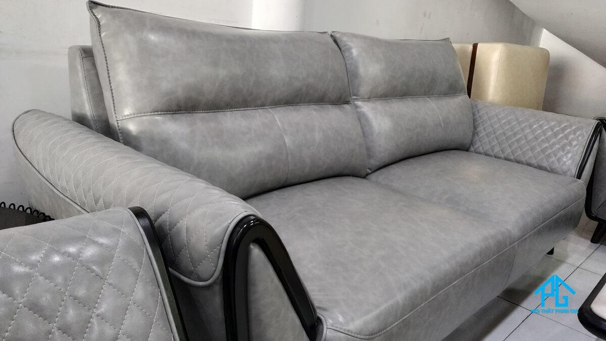 sản xuất sofa da kb1221