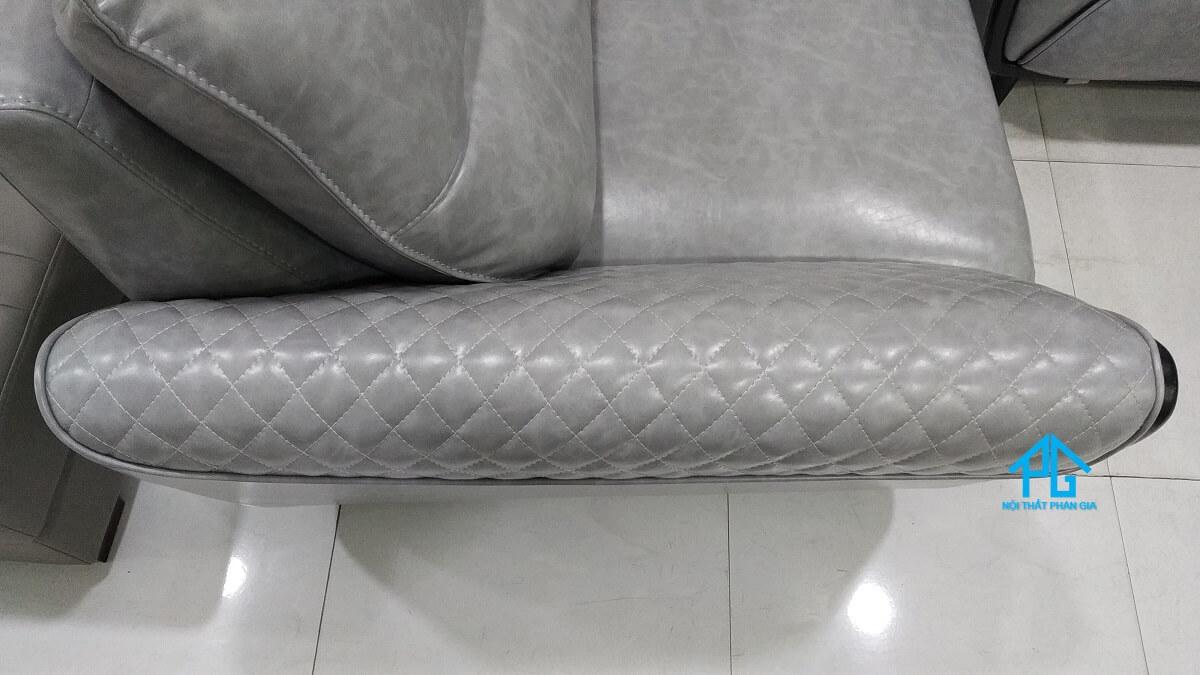 sofa da phòng khách kb1221