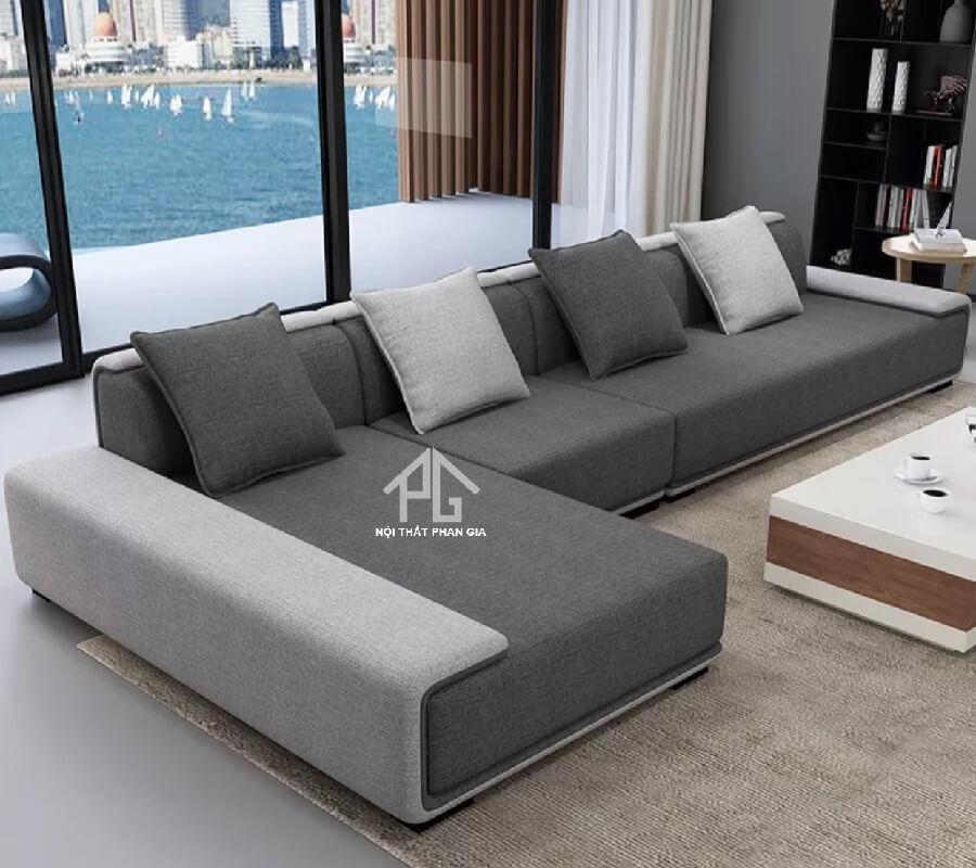Sofa vải V42