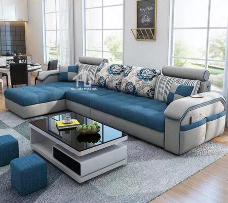Sofa vải V44