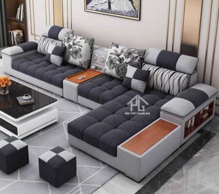 Sofa vải V45