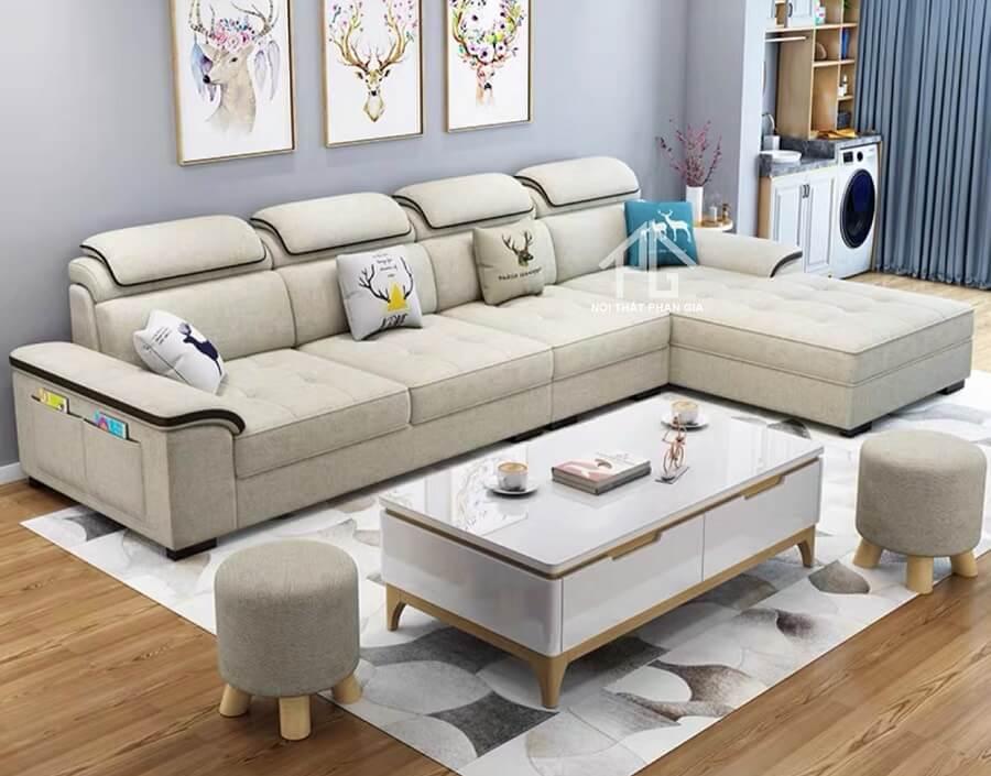 Sofa vải V46
