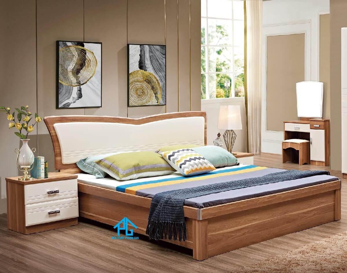 thanh lý giường gỗ mdf giá rẻ tphcm;