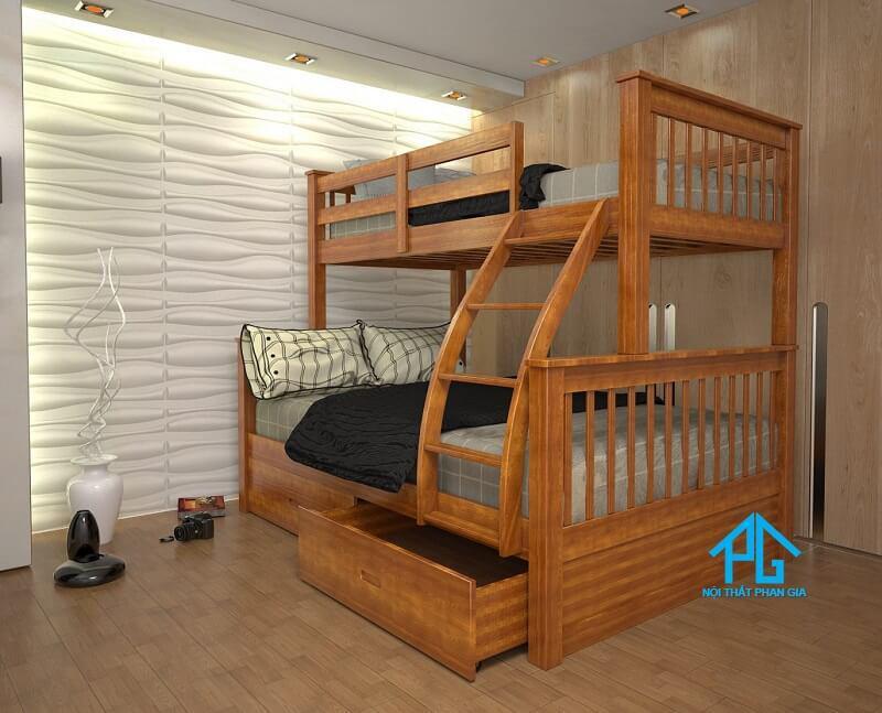 thanh lý giường tầng trẻ em