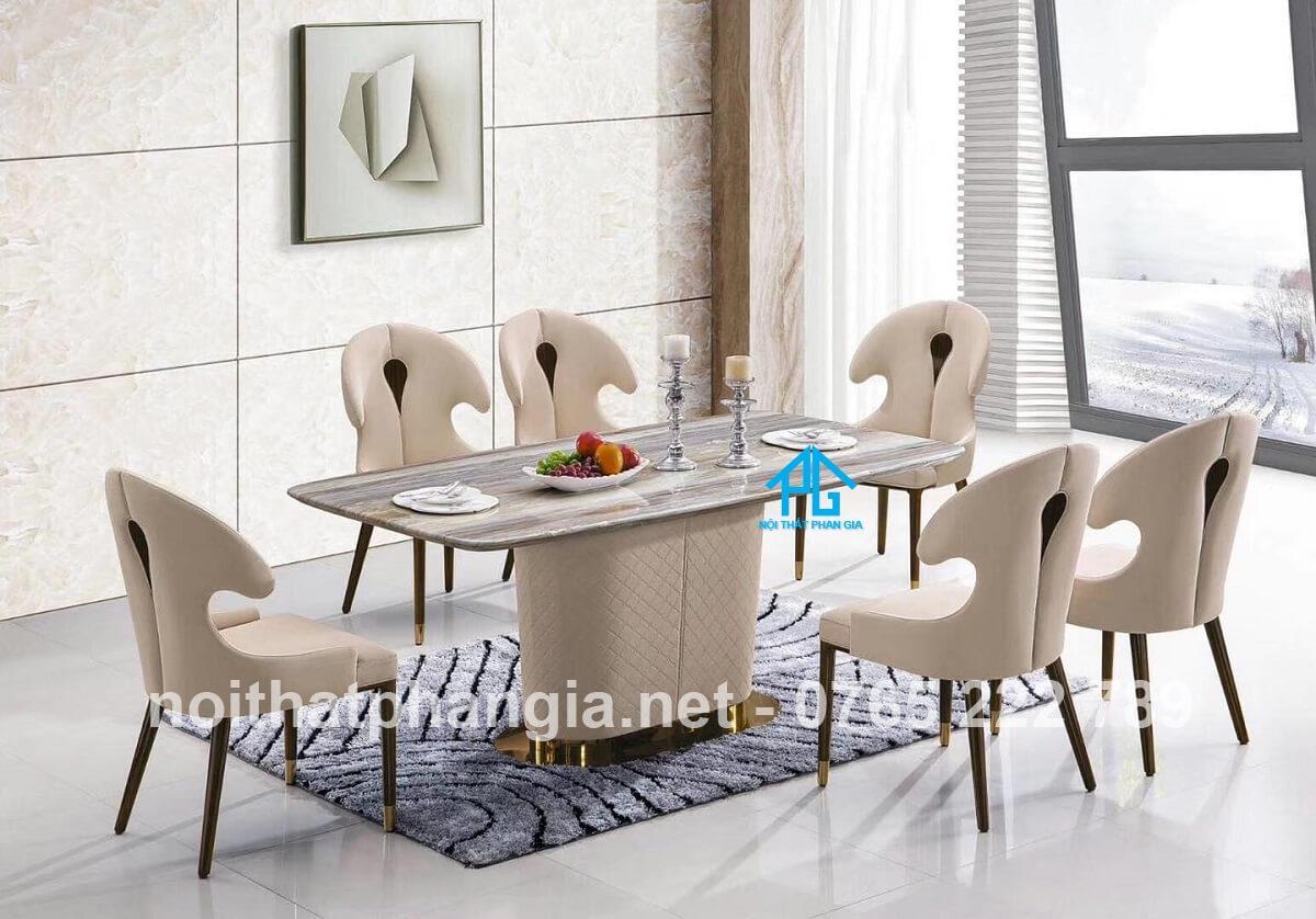 tư vấn lựa chọn bàn ăn hợp phong thủy;
