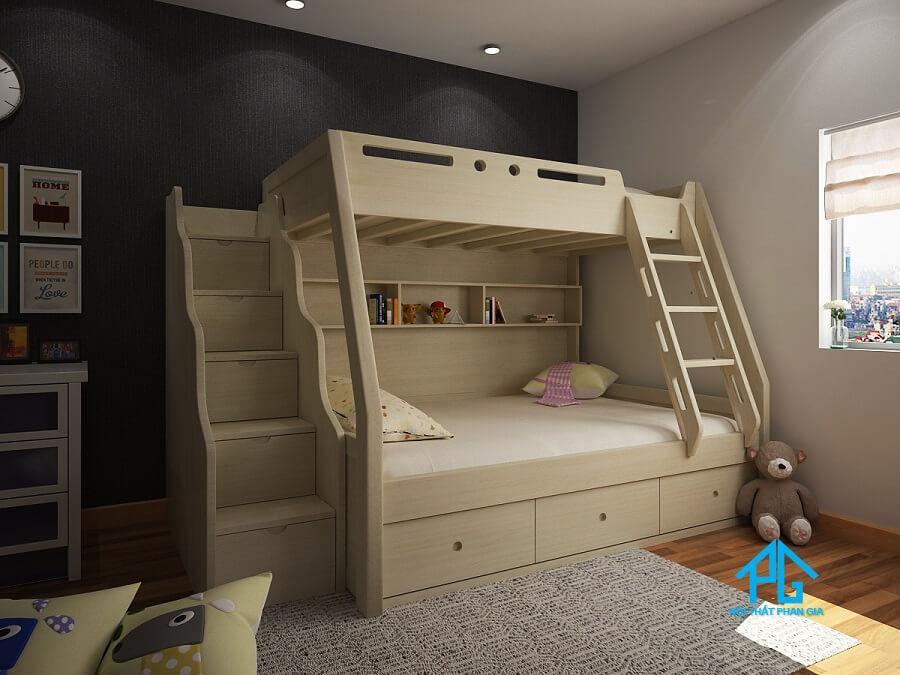 địa chỉ mua giường tầng cho bé giá rẻ