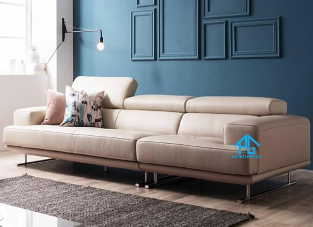Chia sẽ kinh nghiệm mua ghế sofa da cao cấp cho phòng khách