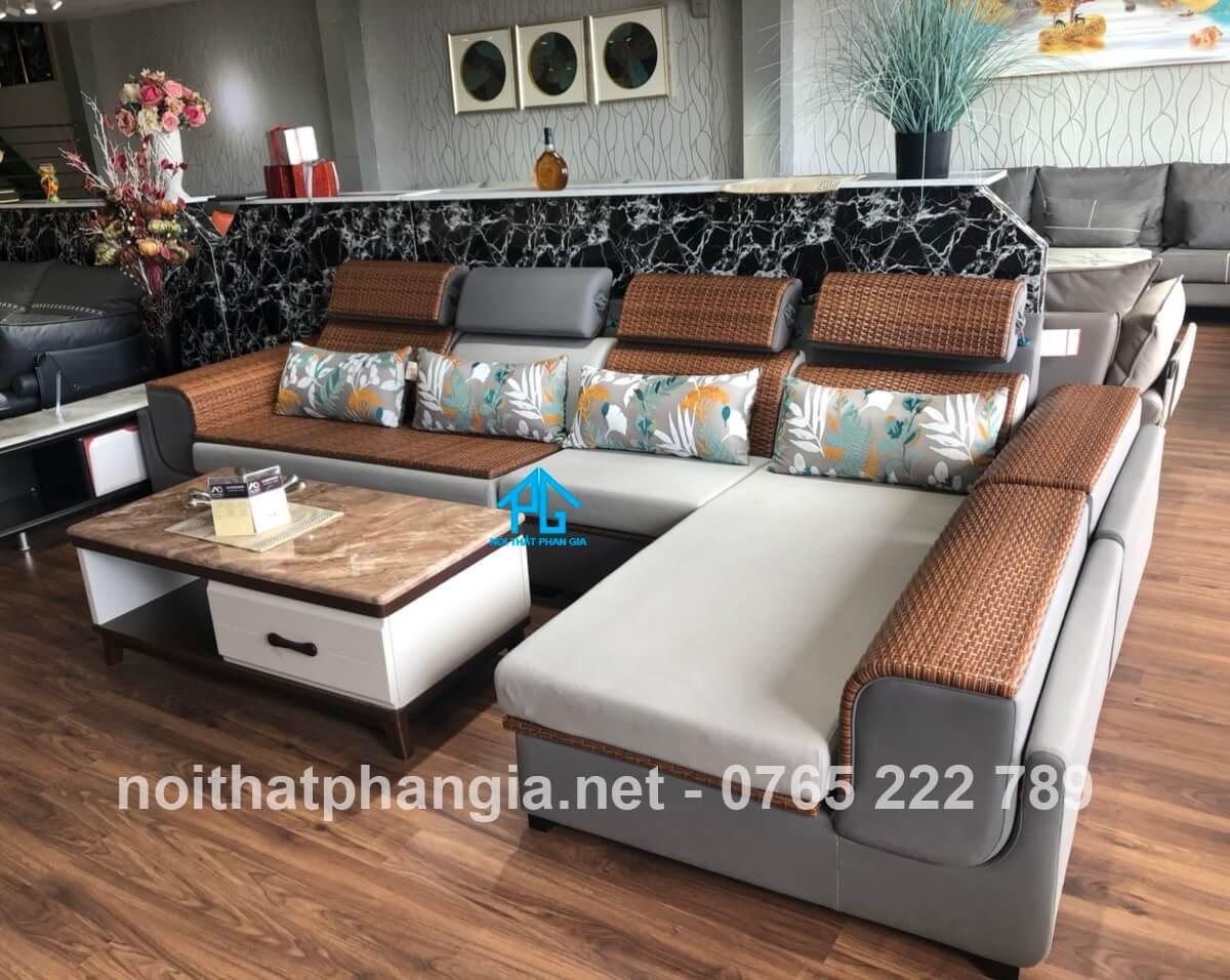 ghế sofa da thật nhập khẩu malaysia;