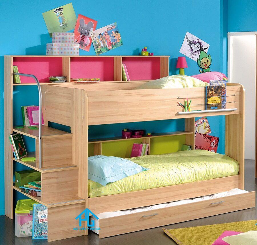 giường 3 tầng