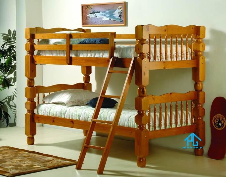 giường tầng sắt chất lượng