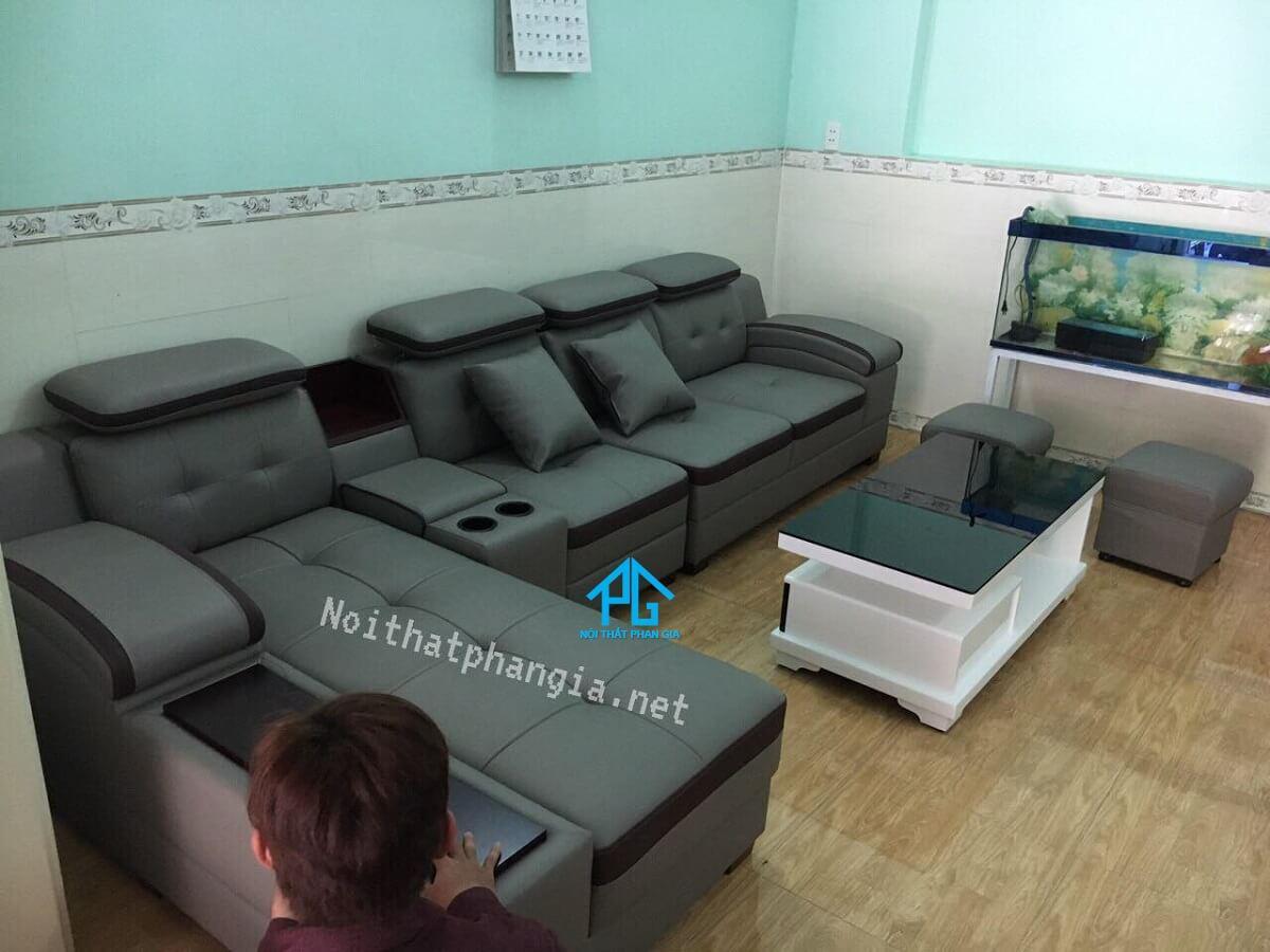 mua sofa da thật giá rẻ;