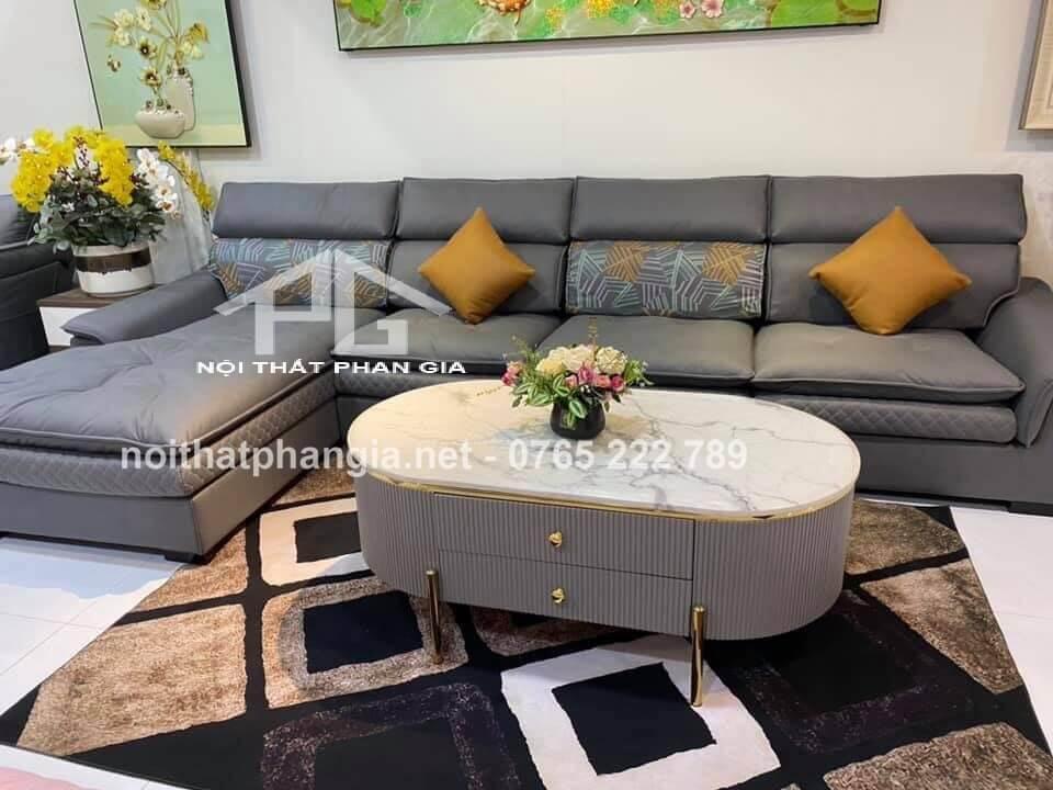 sofa da nhập khẩu trung quốc;