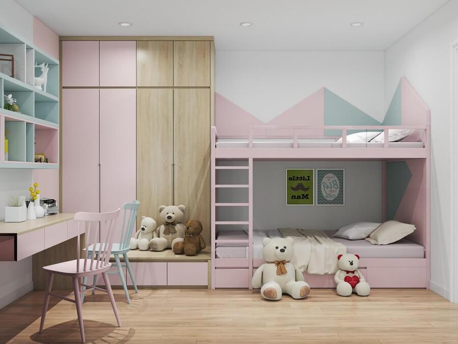 Có nên sử dụng giường tầng cho bé hay không?