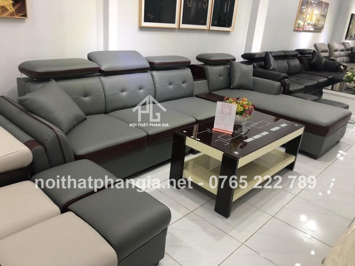 bộ ghế sofa daPU giá rẻ;